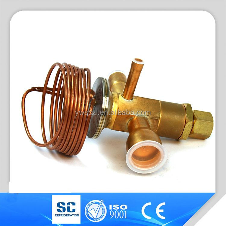 Dunan brand heat pump use heat expansion valve