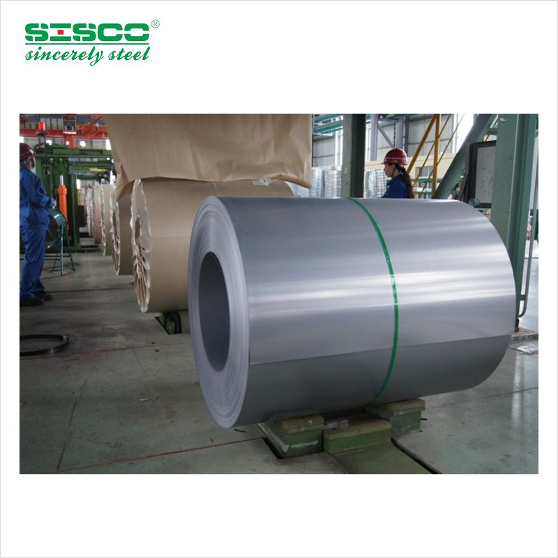 Lisco Posco Baosteel 201 304 316 430 409 tisco stainless steel coil
