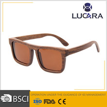 skateboard wood sunglasses customized wood glasses wooden eyewear banboo sunglasses 288