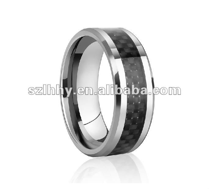 Hot selling native american wedding rings+black plating
