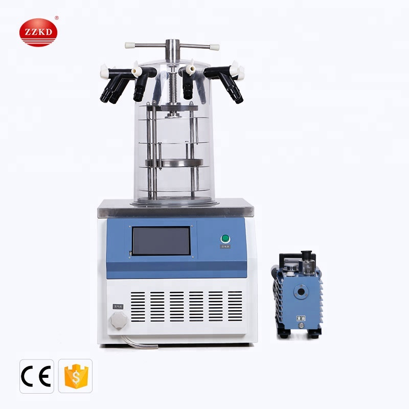 Freeze Dryer/Dehydrator/Lyophilizer Used in Snake Venom Vacuum Vaccine Product