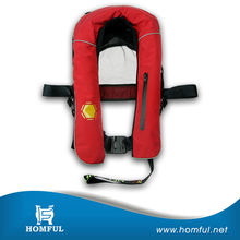personalized military life jacket inflatable life jacket for 150n solas approved life jacket