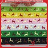 Printed Grosgrain Ribbon Wholesale Christmas Ribbon For Decorations