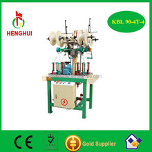 High Speed 4 Strands 4 Heads Braided Kite Line/Kite String Braiding Machine for Sale