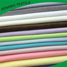Super soft fleece fabric short pile fleece fabric 100% microfibre polyester fleece fabric