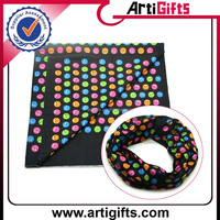 Artigifts newest fashion polyester bandana baby headbands