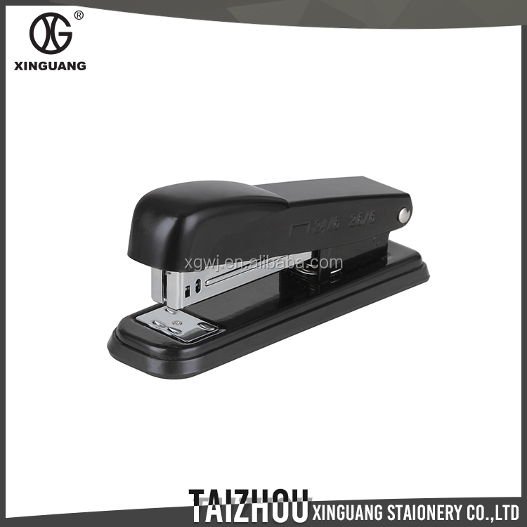 Fancy design metal manual office desk stapler