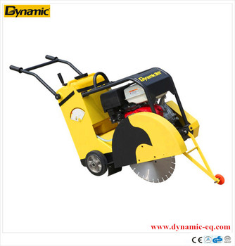 DYNAMIC asphalt honda engine concrete cutter