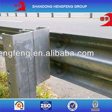 Carretera seguridad metal barrier