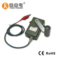 Mini military backup power hand crank generator for sale