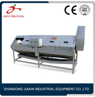 Electric fruit and vegetable peeling machine