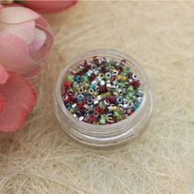 China Factory 2MM Toho Japanese Seed Beads 11/0 Miyuki Glass Beads in Bulk 450g/bag