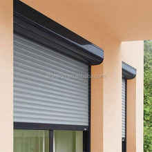 Automatic aluminum roller shutters/wholesale rolling shutter extrusion/foam slat and accessories