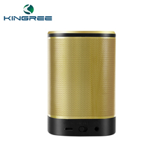 Stereo sound metal wireless portable mini outdoor bluetooth woofer speaker units .
