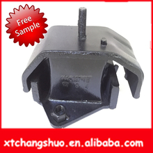 rubber lower radiator support Truck Engine mounts factory