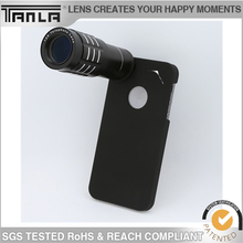 Universal Telephoto 5X Teleconverter Detachable Lens for Phone