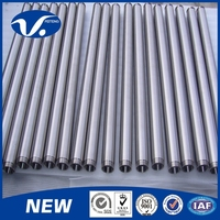 high quality ASTM B337 Gr1 seamless titanium tube for industrial