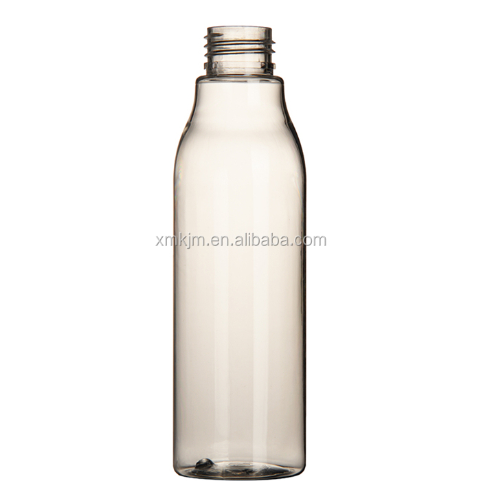 150ml Customized food grade plastic PET drinking water bottle