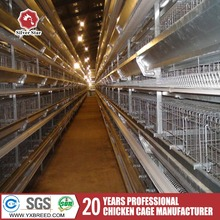 Large animal cage for layer chicken and broiler chickens for sale