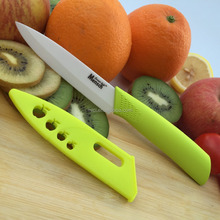 New products 4 inch ceramic fruit knife for kitchen knife sets