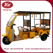 solar pannel tricycle 2016 hot sell electric auto battery e rickshaw