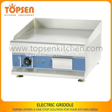Gas Electric Griddle For Lamb Meat and Halal Roast Beef