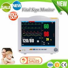 Promotion lowest price multi parameters patient monitor/cardiac monitor sun-603k hospital/clinic equipment