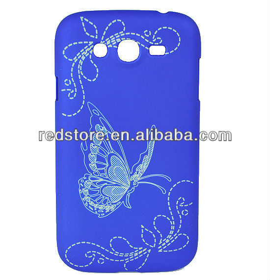 Butterfly Plastic Pc Hard Case For Samsung Galaxy Grand Duos i9080 i9082