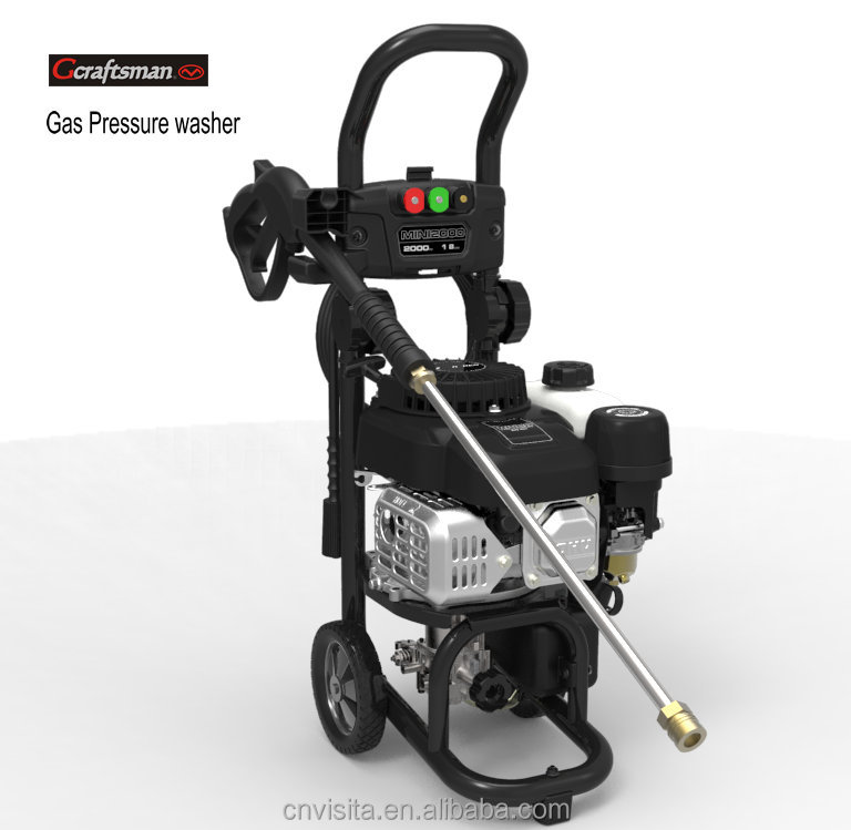 2000psi Smart high pressure washer