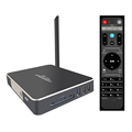 Cloudnetgo Realtek RTD1295 RAM 2GB ROM 16GB set top tv box with HDMI IN and HDMI out