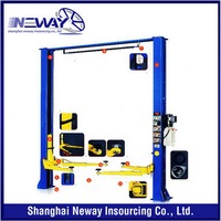 Wholesale Cheap high quality 2 post car lift genie lift