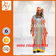 Wholesale african plus size ghana dress styles maxi traditional dress for women