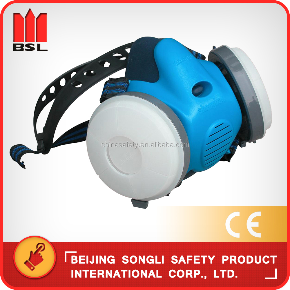 High quality SLR-SR800B silicone Dust oxygen mask Respirator