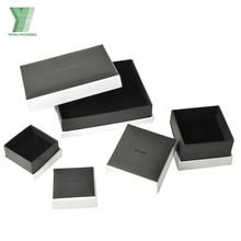 China factory direct wholesale custom logo printed paper ring necklace bracelet earrings jewelry gift box