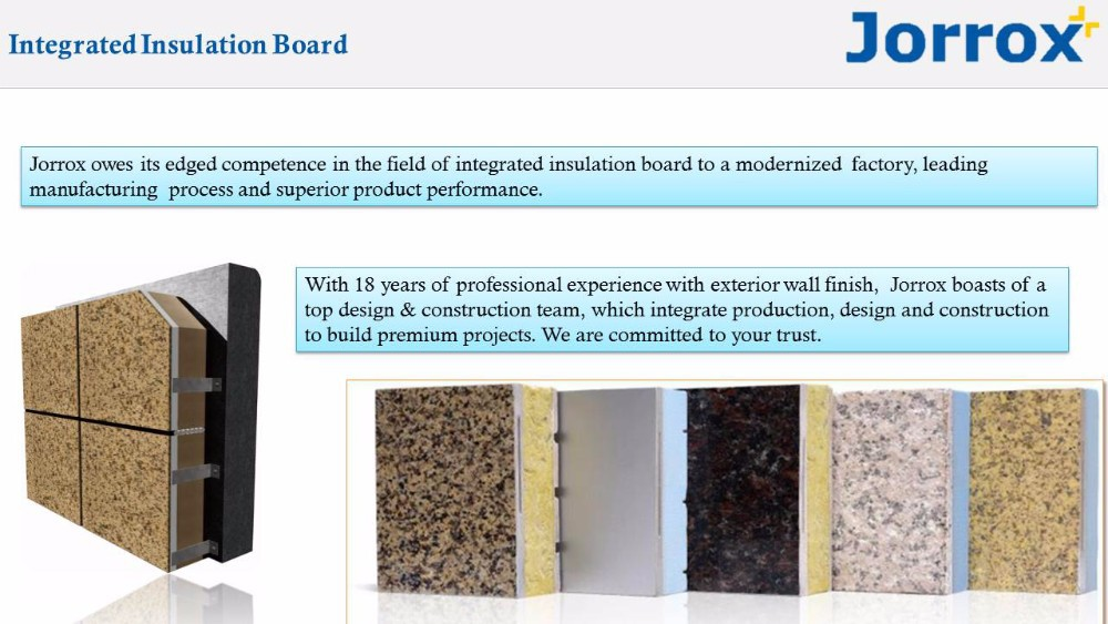 Xps Insulation Board For Exterior Wall Decoration Buy Xps Foam Board Exterior Wall Panel