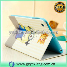 7.9 Inch High Quality Cartoon Leather Case For Tablet