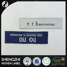 China factory direct cheap Clothing Woven Label