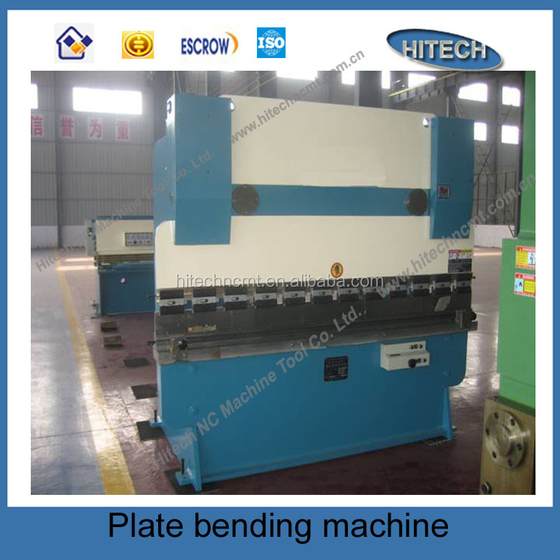 WC67Y-63/2500 chinese new high precision automatic rebar bending machine