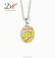 2018 Daihe Fashion Baseballl Nacklace OEM Accepted Nacklaces with Crystal