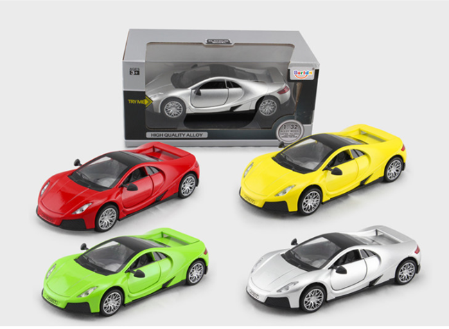 2017 Free wheel alloy metal 1:32 scaled die cast toy cars
