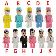 Wholesale Cheap Nurse USB Flash Drive 16GB with Customized Logo