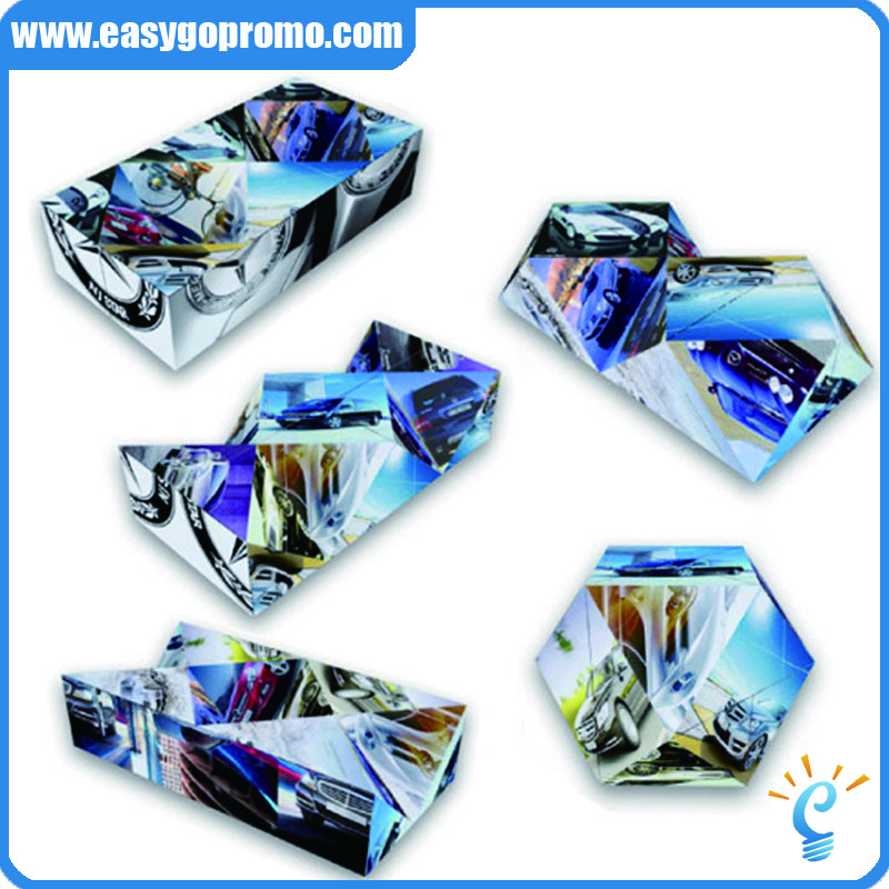 hot sale promotional Magic Square Cube /advertising cube with good quality