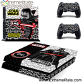 Protective Skin Cover and Decorative Decal Cover For PS4 Game Accessories Cover Skin