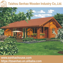 2017 one floor wooden two bedrooms woodenr restaurant house