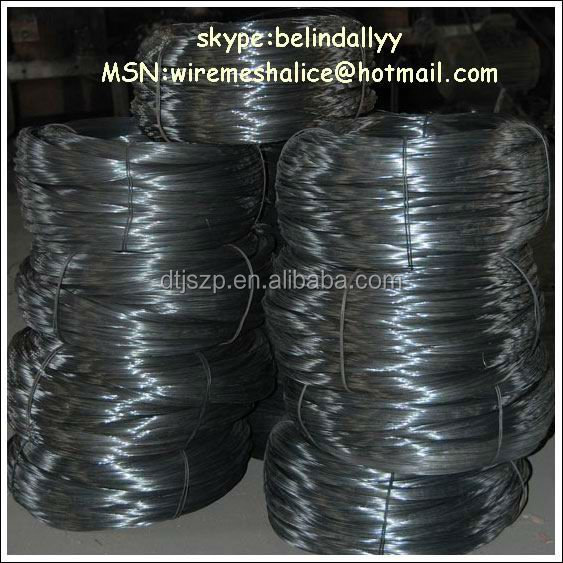 Black Annealed binding Wire/construction iron rod