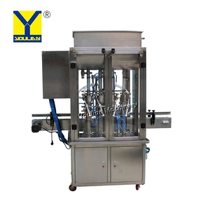 Best price automatic cartridge 4 heads cup bottling filling machine