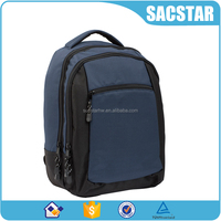 Best quality 300D nylon business backpack 15inch laptop bag