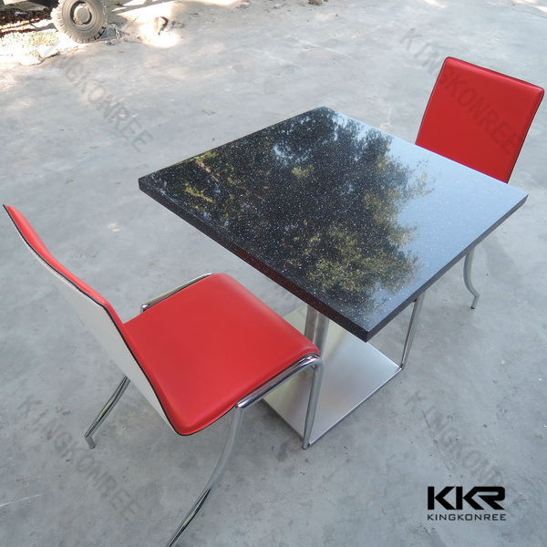 Very elegant joint seamless table top popular in UK supplier by Kingkonree