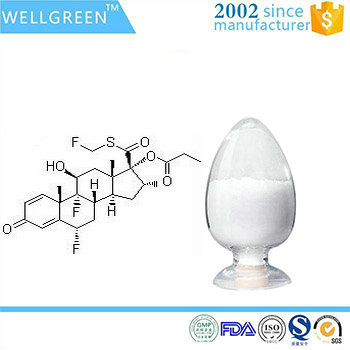 Pharma Grade Fluticasone Propionate Powder For Antiallergic