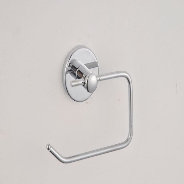 Chrome Plated steel toilet tissue holder tissue paper holder